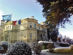 Another local Open House venue is Residence de France on Ailesbury road