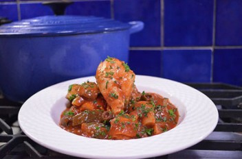 The Food Corner: Chicken Cacciatore