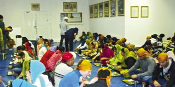 Sikh Heritage Thrives on Serpentine Avenue
