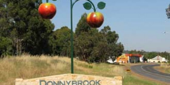 Home from Home: Donnybrook, Australia