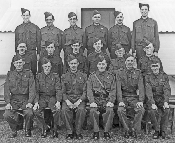 Local Defence Force Irishtown Sub Dist 1943 4 Sect
