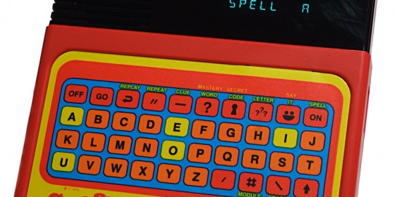 Speak and Spell was an Expensive 80s Toy