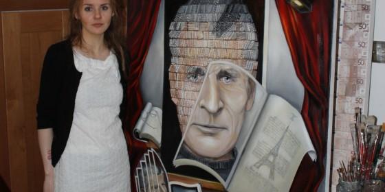 Artist in Profile: Nicola Kelly