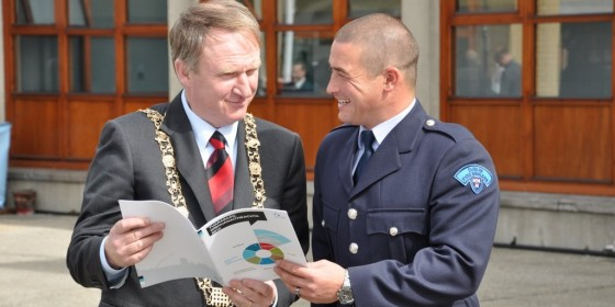Fire Stations go Green with New Plan