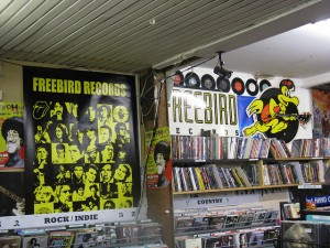Has the web killed the record store_Freebird