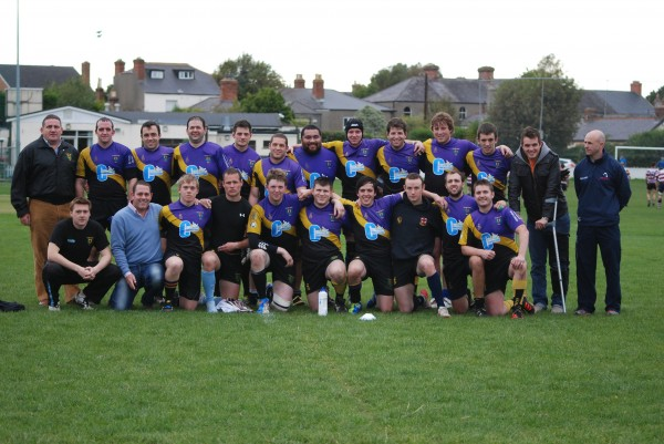 Railway Union Rugby Football Club Tackeling