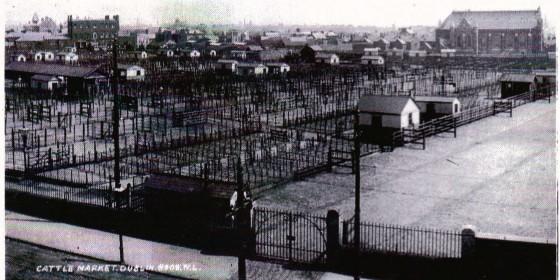 Dublin Cattle Market 1863 – 1973