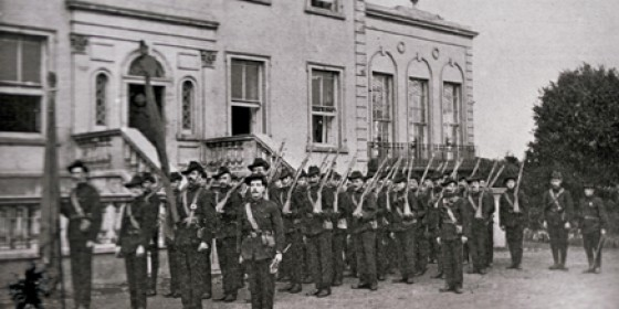 1913 Lockout - The Shape of Things to Come: The Irish Citizen Army