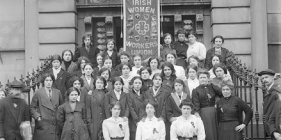 1913 Lockout - Ladies of the Lock-Out