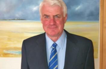 New Club President for Monkstown Football Club