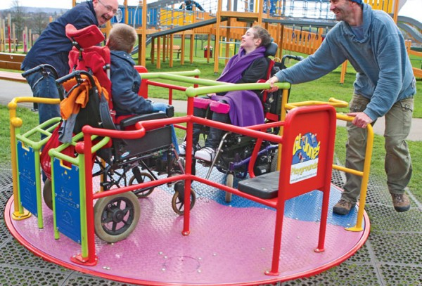 Equal Play_ image credit_GL Jones Playgrounds and Exeter Mencap