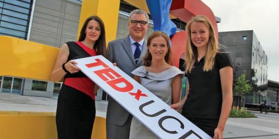 UCD joins TEDx Club
