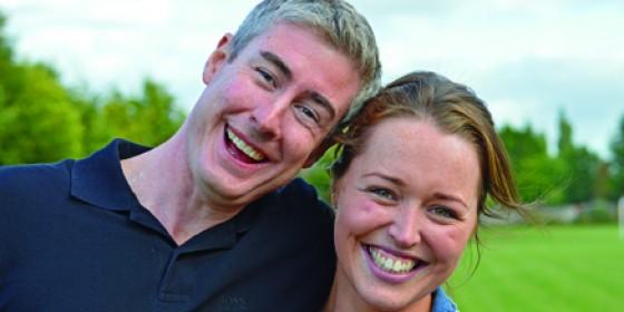 Sean and Elaine Renew Their Marriage Vows