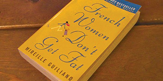 Book Review: French Women Don't Get Fat