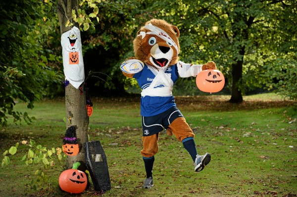Leinster Rugby Halloween Photocall