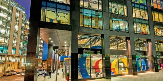 Open House for Google and RTÉ