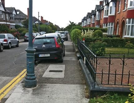 Parking in Dublin 4