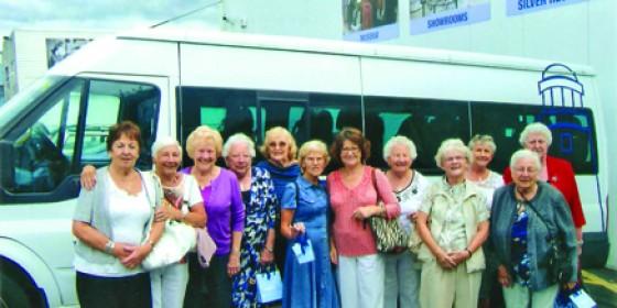 Ringsend Active Retirement Visits Newbridge
