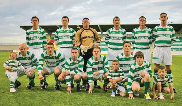 St Patrick's LFA