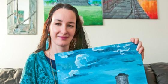 Artist in Profile: Sueann Moore