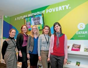 Oxfam Move to Dublin 4
