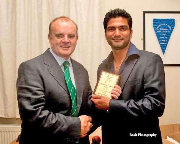 Railway union Cricket No 3