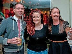 launch_Liam Cahill, Nadine Keegan, Anita McPhilipps