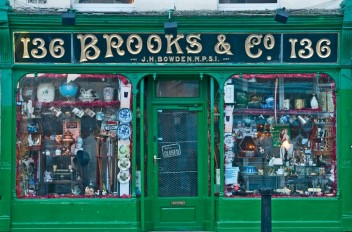 A History of Old Shop Fronts