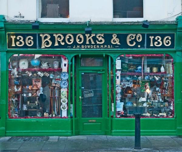 Brookes Antiques by Leeza KAne
