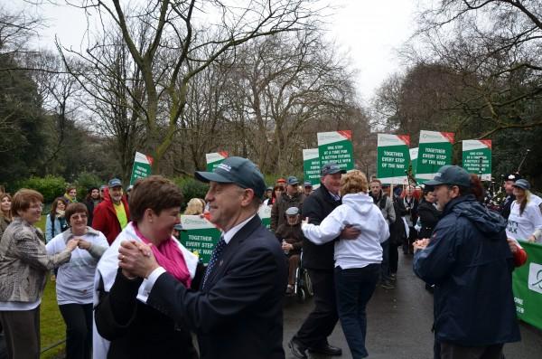Set Dancing for Parkinson's