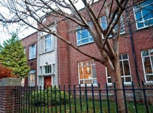 St Marys school haddington Rd demolition
