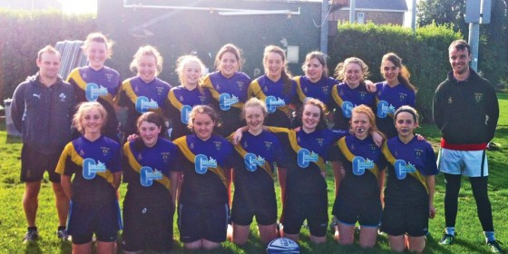 Railway Union Girls Rugby