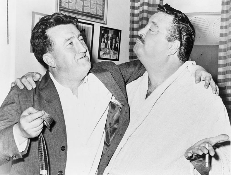 789px-Brendan_Behan_and_Jackie_Gleason_NYWTS
