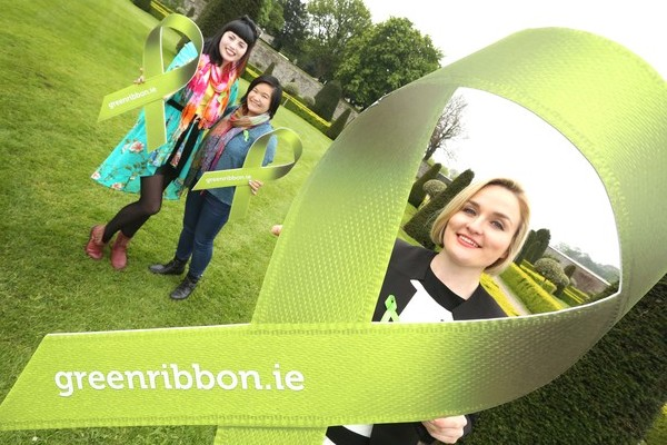 Green Ribbon Campaign Launch 600x400 (1)