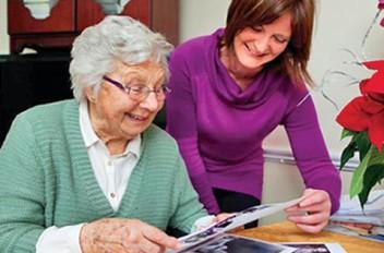 Home Instead Alzheimer Support
