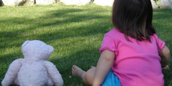 Today (and tomorrow) is the day the Teddy Bears have their picnic