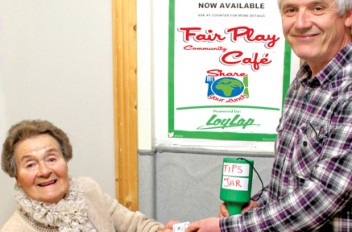 Fair Play Cafe - Launch of Unique Loyalty Card