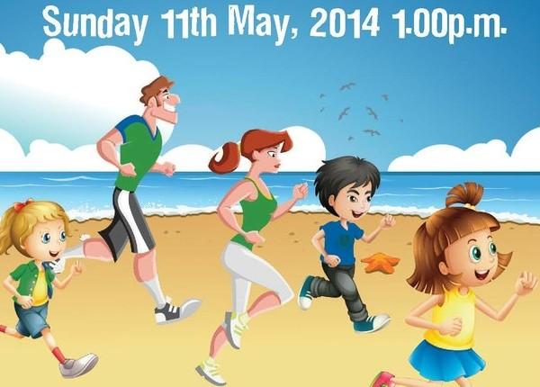 Beach Run 2014