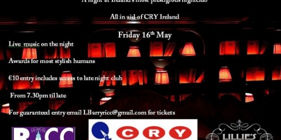 Live Music in Support of CRY Ireland