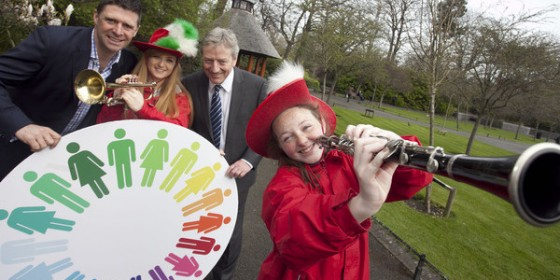 Dublin Bus Community Spirit Awards 2014
