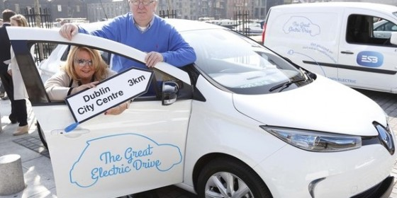 Great Electric Drive 2014 Launched