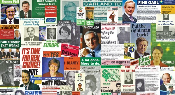 Irish Political Ephemera