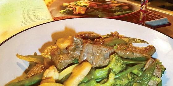 The Culinary Corner: Beef Chop Suey