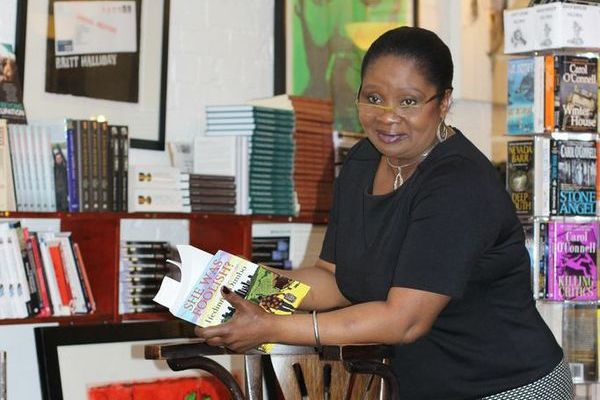 Ifedinma Dimbo, author of She Was Foolish? Pic: Irish Writers' Exchange