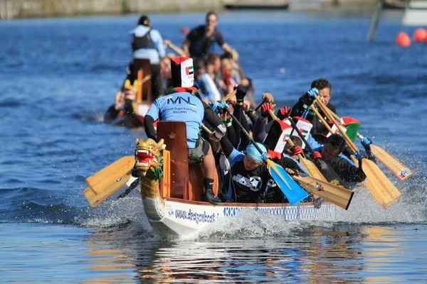 Dragon Boat racing is a fun, competitive sport that's suitable to people of all abilities and ages. Pic: IDBA