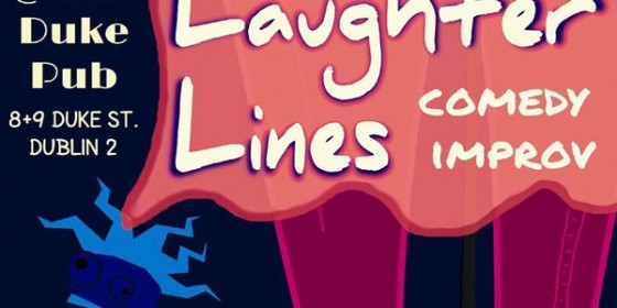 Competition Time: Laughter Lines Dublin