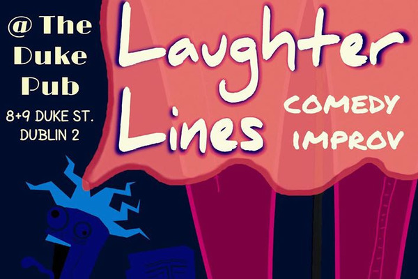 Pic: Laughter Lines Dublin