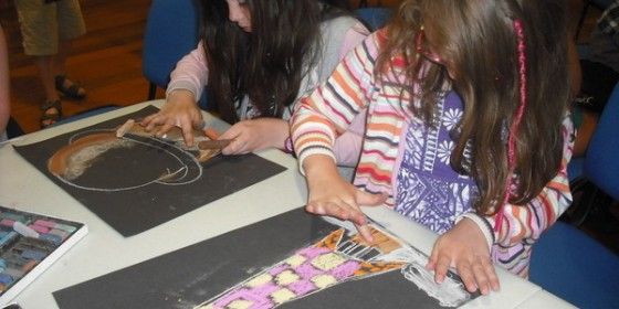 National Library of Ireland's Summer Children's Programme