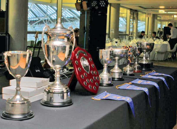 Railway's Fourteen Trophies in Two Seasons