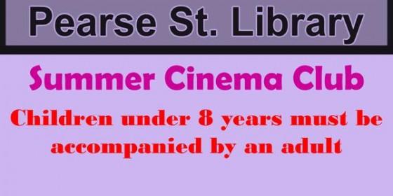 Summer Cinema Club 2014